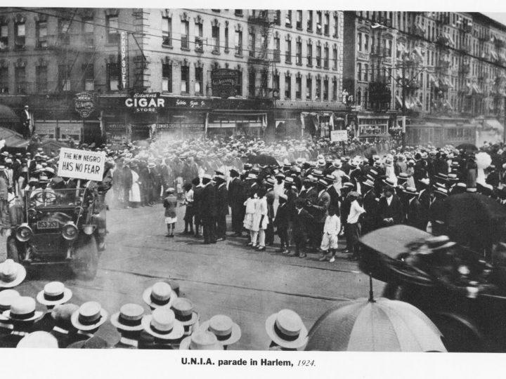 Ebriedad, esplendor y decadencia en el renacimiento de Harlem